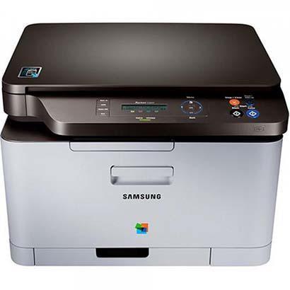 Multifuncional Samsung Laser Color Sl C480 FW