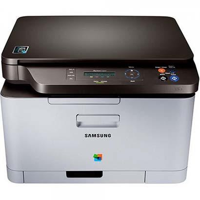 Multifuncional Samsung Laser Color Sl C480 FW ACF Representações